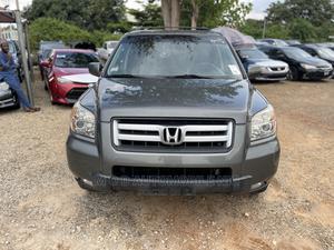 Honda Pilot 2007 EX 4x4 (3.5L 6cyl 5A) Green | Cars for sale in Abuja (FCT) State, Gwarinpa