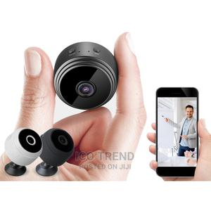 V380 PRO A9 Magnetic Battery Powered Mini Wifi Camera   Security & Surveillance for sale in Lagos State, Ikeja