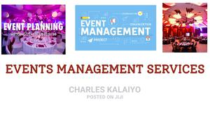 Events Management Services | Wedding Venues & Services for sale in Rivers State, Port-Harcourt