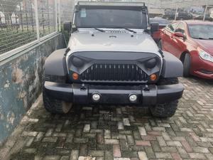 Jeep Wrangler 2013 Unlimited Rubicon Silver   Cars for sale in Lagos State, Lekki