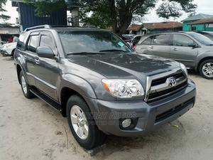 Toyota 4-Runner 2009 Limited V6 Gray   Cars for sale in Lagos State, Apapa