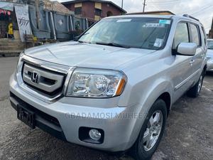 Honda Pilot 2009 Silver | Cars for sale in Lagos State, Ogudu