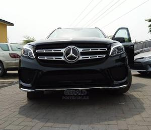 Mercedes-Benz GLS-Class 2017 GLS550 4Matic Black   Cars for sale in Lagos State, Yaba