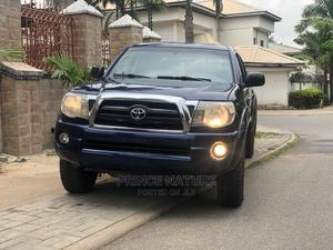 Toyota Tacoma 2006 PreRunner Access Cab Blue | Cars for sale in Abuja (FCT) State, Garki 2
