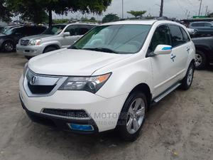 Acura MDX 2011 White | Cars for sale in Lagos State, Apapa