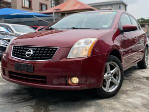 Nissan Sentra 2008 2.0 Red | Cars for sale in Lagos State, Ikeja