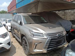 Lexus LX 2016 Gray | Cars for sale in Lagos State, Apapa