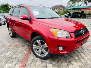 Toyota RAV4 2012 2.5 Sport Red   Cars for sale in Abuja (FCT) State, Mabushi