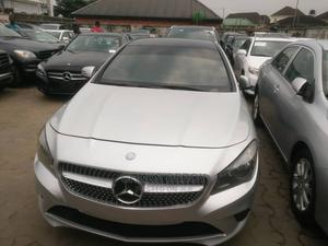 Mercedes-Benz CLA-Class 2015 Silver | Cars for sale in Lagos State, Amuwo-Odofin