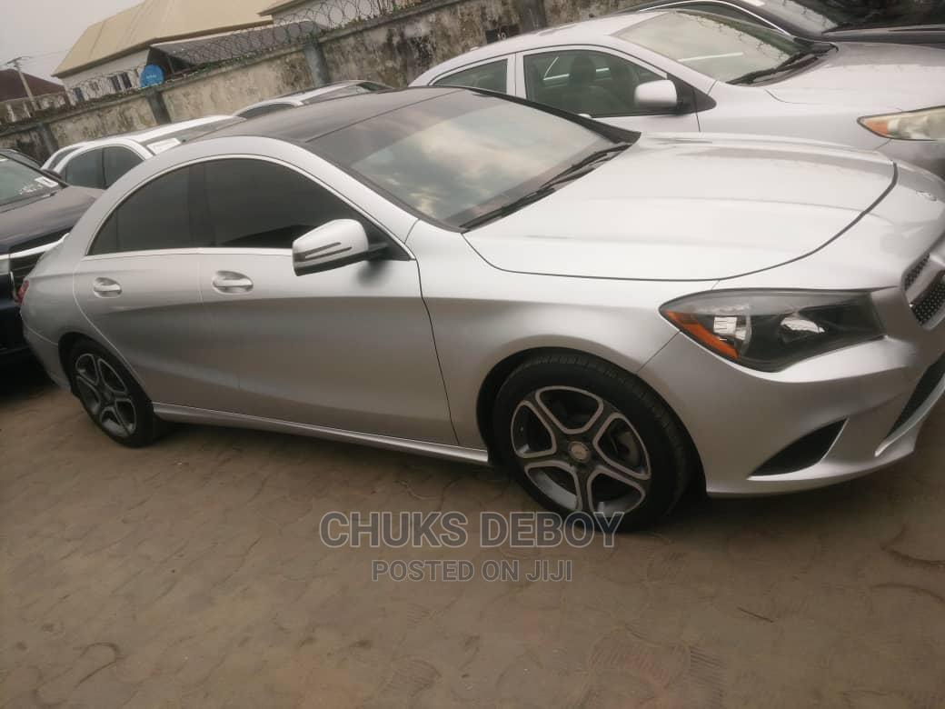 Mercedes-Benz CLA-Class 2015 Silver | Cars for sale in Amuwo-Odofin, Lagos State, Nigeria