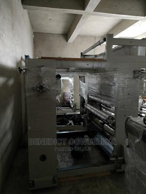 4 Colour Gravure Printing Machine   Printing Equipment for sale in Lagos State, Isolo