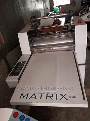 Semi Automatic Laminating Machine   Printing Equipment for sale in Lagos State, Mushin