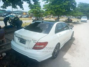 Mercedes-Benz C300 2012 White   Cars for sale in Lagos State, Ejigbo