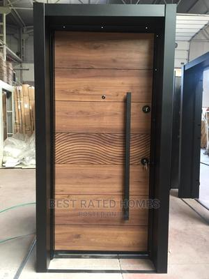 Security Entrance Door (Payment on Delivery)   Doors for sale in Lagos State, Amuwo-Odofin