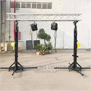 High Quality 18ft Height Truss Stand | Stage Lighting & Effects for sale in Lagos State, Ikeja