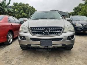 Mercedes-Benz M Class 2007 ML 350 4Matic Gray   Cars for sale in Lagos State, Ajah