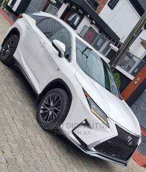 Lexus RX 2016 350 F Sport AWD White   Cars for sale in Lagos State, Lekki