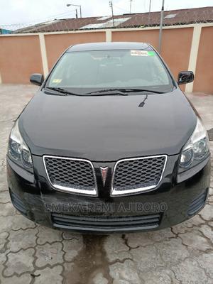 Pontiac Vibe 2010 2.4L Black | Cars for sale in Lagos State, Ojo