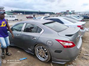 Nissan Maxima 2009 SV Blue | Cars for sale in Lagos State, Oshodi