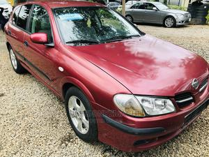 Nissan Almera 2001 Tino 1.8 Red   Cars for sale in Abuja (FCT) State, Jabi