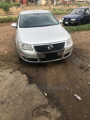 Volkswagen Passat 2007 2.0 Silver | Cars for sale in Oyo State, Ibadan