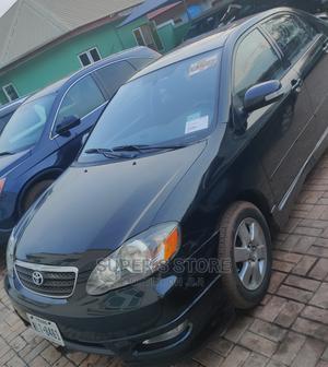 Toyota Corolla 2007 LE Black | Cars for sale in Enugu State, Enugu