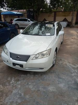 Lexus ES 2009 350 White | Cars for sale in Delta State, Oshimili South