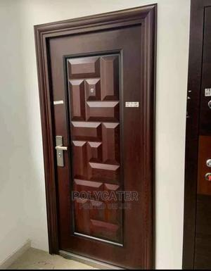 3ft Quality Security German Door.   Doors for sale in Lagos State, Orile