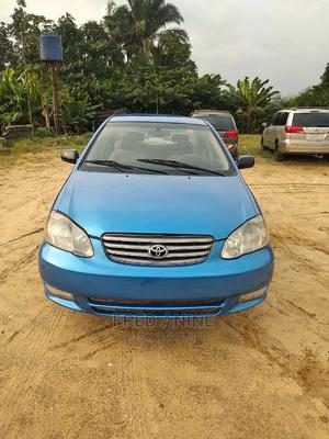 Toyota Corolla 2004 LE Blue | Cars for sale in Delta State, Warri