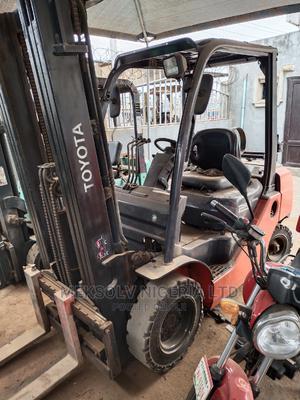 2.5tons Toyota Forkift Gas | Heavy Equipment for sale in Ogun State, Ado-Odo/Ota