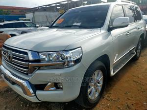 Toyota Land Cruiser 2016 4.5 V8 GXR White | Cars for sale in Lagos State, Ikotun/Igando