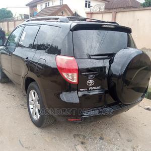 Toyota RAV4 2008 Limited Black   Cars for sale in Lagos State, Alimosho