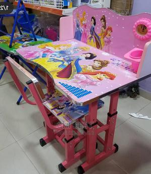 Children Wood Table and Chairs. | Children's Furniture for sale in Lagos State, Lagos Island (Eko)