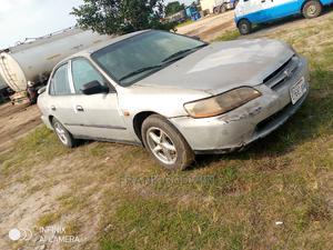 Honda Accord 2000 Coupe Silver   Cars for sale in Delta State, Warri