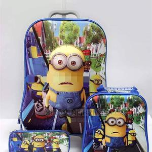 3 In 1 Trolley School Bag | Babies & Kids Accessories for sale in Lagos State, Ikeja