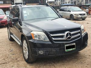 Mercedes-Benz GLK-Class 2010 350 4MATIC Black   Cars for sale in Lagos State, Lagos Island (Eko)