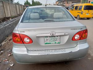 Toyota Corolla 2004 LE Silver | Cars for sale in Lagos State, Yaba