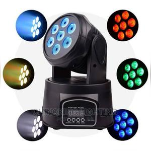 LED Mini Moving Head | Stage Lighting & Effects for sale in Lagos State, Ojo