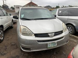 Toyota Sienna 2005 Silver | Cars for sale in Lagos State, Abule Egba
