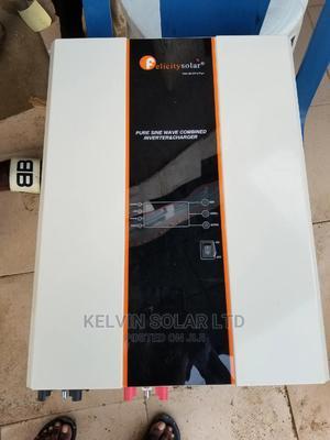 10kva/48volt Felicity Inverter | Solar Energy for sale in Lagos State, Ojo