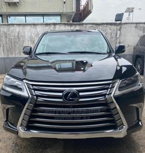 Lexus LX 2017 570 AWD Black | Cars for sale in Lagos State, Amuwo-Odofin