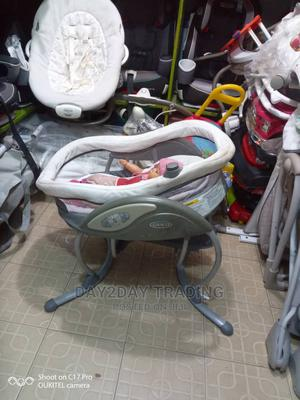 Tokunbo Uk Used Graco Swing | Children's Gear & Safety for sale in Lagos State, Ikeja