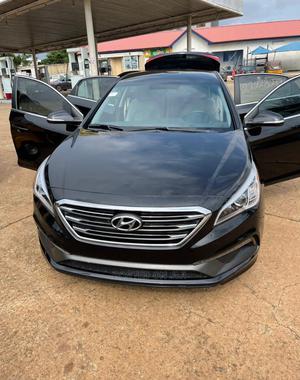 Hyundai Sonata 2017 Black | Cars for sale in Abuja (FCT) State, Kubwa