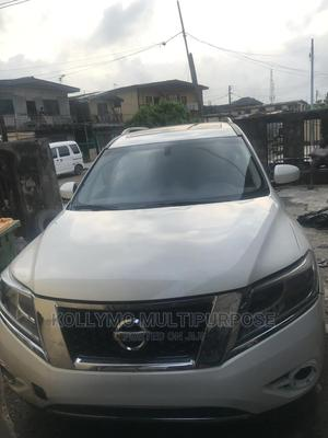 Nissan Pathfinder 2016 White | Cars for sale in Lagos State, Surulere