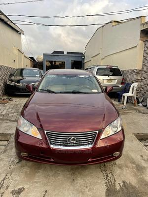 Lexus ES 2008 350 Red   Cars for sale in Lagos State, Surulere