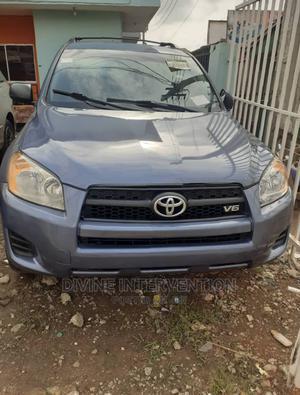 Toyota RAV4 2009 Blue   Cars for sale in Lagos State, Ifako-Ijaiye