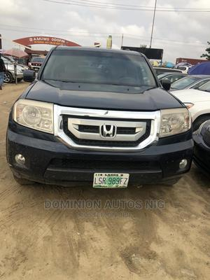 Honda Pilot 2011 Blue | Cars for sale in Lagos State, Amuwo-Odofin