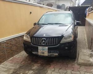 Mercedes-Benz M Class 2008 ML 350 4Matic Black | Cars for sale in Lagos State, Isolo