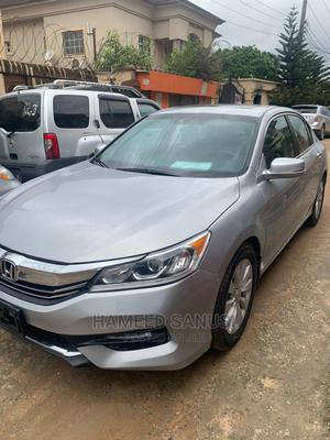 Honda Accord 2017 Silver | Cars for sale in Lagos State, Ikeja