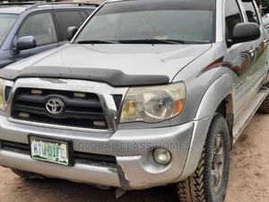 Toyota Tacoma 2006 PreRunner Access Cab Silver | Cars for sale in Lagos State, Ajah